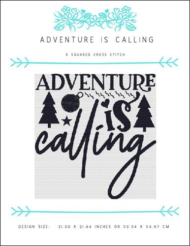 click here to view larger image of Adventure Is Calling (chart)