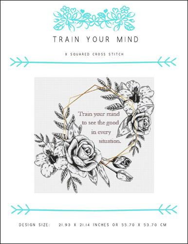 click here to view larger image of Train Your Mind (chart)