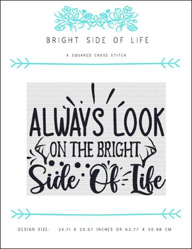 click here to view larger image of Bright Side of Life (chart)