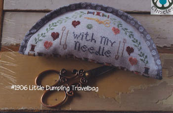 click here to view larger image of Little Dumpling Travelbag (chart)