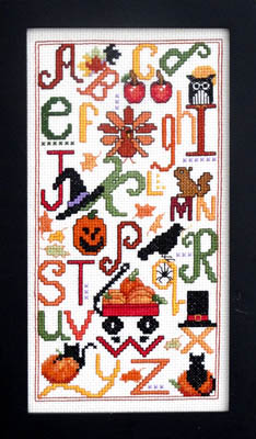 click here to view larger image of Autumn Sampler (chart)