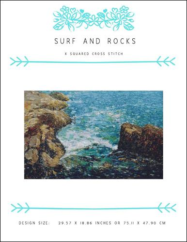 click here to view larger image of Surf and Rocks (chart)