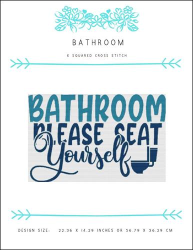click here to view larger image of Bathroom (chart)