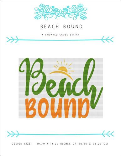 click here to view larger image of Beach Bound (chart)