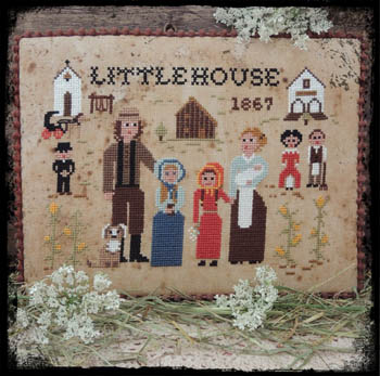 click here to view larger image of Little House (chart)