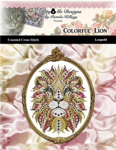 click here to view larger image of Colorful Lion Leopold (chart)