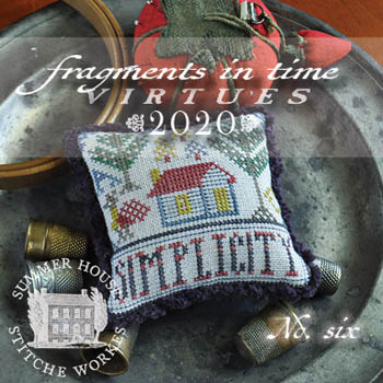 click here to view larger image of Fragments In Time 2020 - 6 Simplicity (chart)