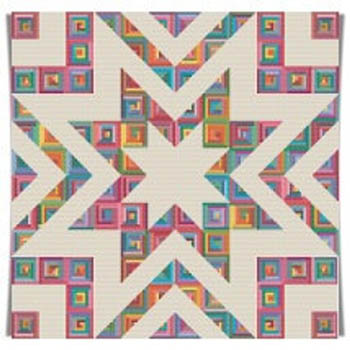 click here to view larger image of Cross Stitch Quilt 4 (chart)