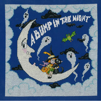 click here to view larger image of Bump in the Night (chart)