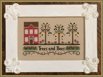 click here to view larger image of Trees and Bees (chart)