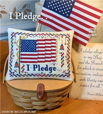 click here to view larger image of I Pledge (chart)
