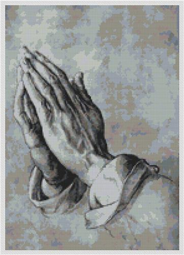 click here to view larger image of Praying Hands (chart)