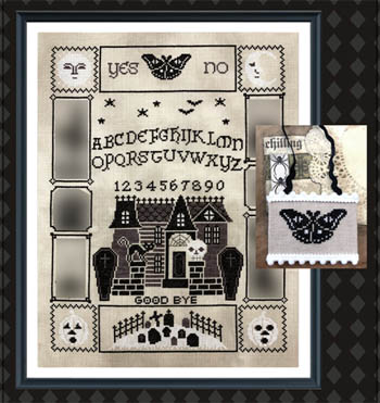 click here to view larger image of Halloween Ouija 3 (chart)
