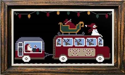 click here to view larger image of Hit The Road Series - North Pole Express (chart)