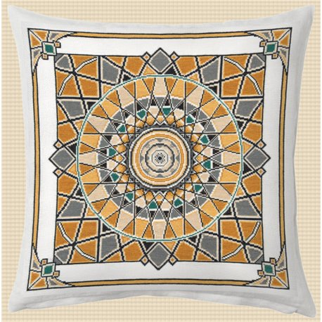 click here to view larger image of Kaleidoscope 1 (counted cross stitch kit)