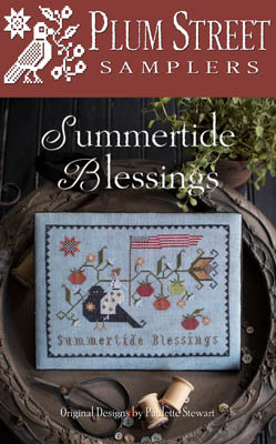 click here to view larger image of Summertide Blessings (chart)