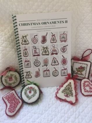 click here to view larger image of Christmas Ornaments II (chart)