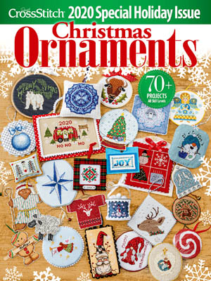 click here to view larger image of Christmas Ornaments 2020 (magazines)