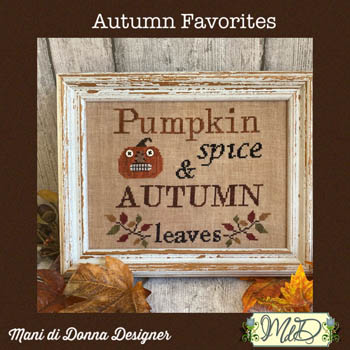click here to view larger image of Autumn Favorites (chart)