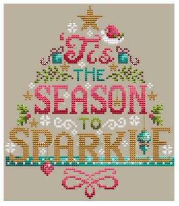 click here to view larger image of Season to Sparkle (chart)