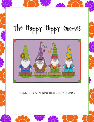click here to view larger image of Happy Hippy Gnomes (chart)