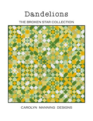 click here to view larger image of Dandelions (chart)