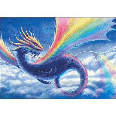 click here to view larger image of Rainbow Dragon (chart)