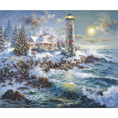 click here to view larger image of Lighthouse Merriment (chart)