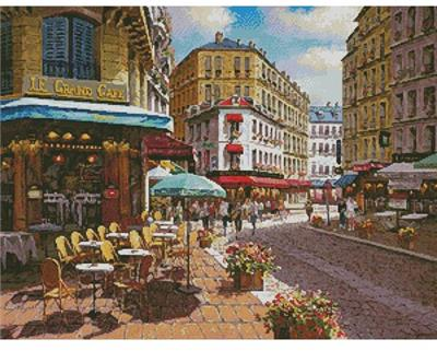 click here to view larger image of Le Grand Cafe (chart)
