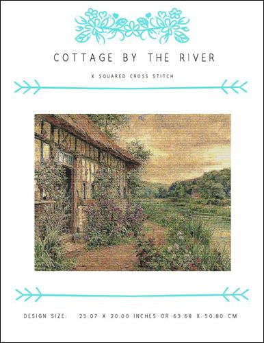 click here to view larger image of Cottage by the River (chart)