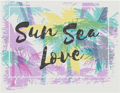 click here to view larger image of Sun Sea Love (chart)