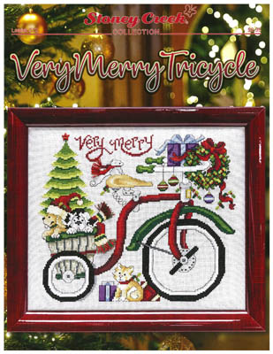 click here to view larger image of Very Merry Tricycle (chart)