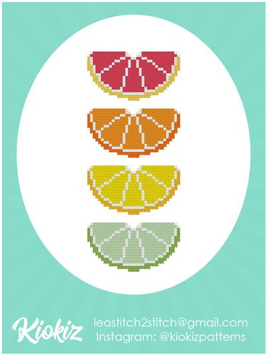 click here to view larger image of Citrus (chart)