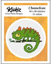 click here to view larger image of Chameleon  (chart)