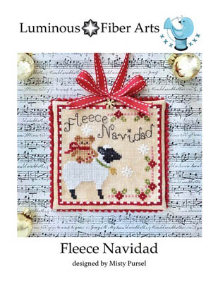 click here to view larger image of Fleece Navidad (chart)