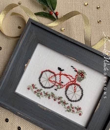 click here to view larger image of Holiday Bike (chart)