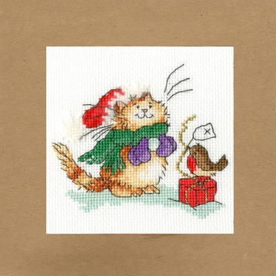 click here to view larger image of Just for You - Margaret Sherry (counted cross stitch kit)