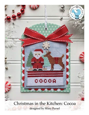 click here to view larger image of Christmas In The Kitchen - Cocoa (chart)