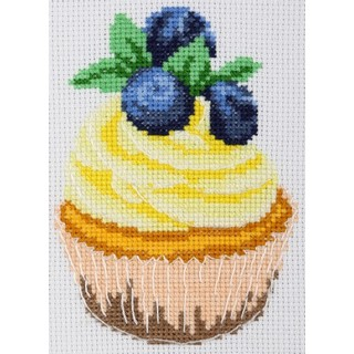 click here to view larger image of Cake - 0207 (counted cross stitch kit)