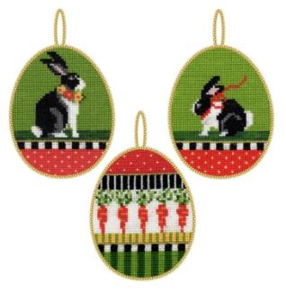click here to view larger image of Easter Eggs 1 Kit (counted cross stitch kit)
