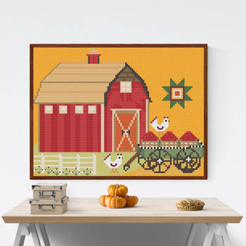 click here to view larger image of Barn (chart)
