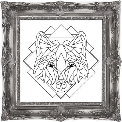click here to view larger image of Crystal Wolf (chart)
