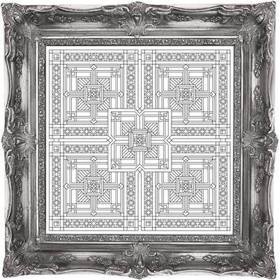click here to view larger image of Squared Tile (chart)