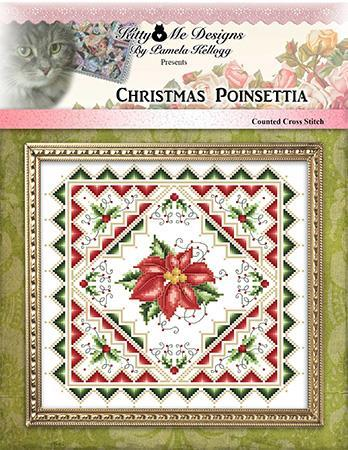 click here to view larger image of Christmas Poinsettia (chart)