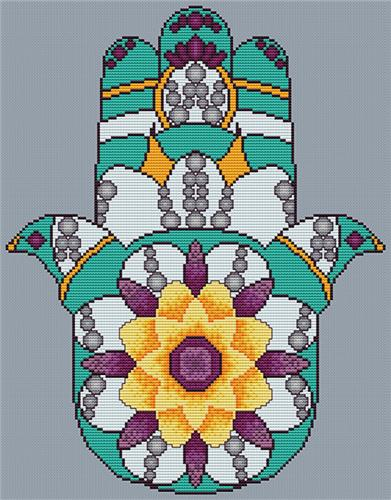 click here to view larger image of Hamsa (chart)
