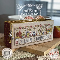 click here to view larger image of Cuisine Francaise - The French Kitchen (chart)