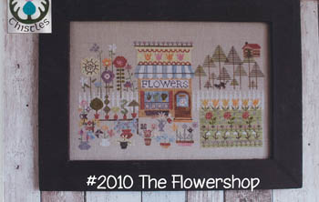 click here to view larger image of Flowershop (chart)
