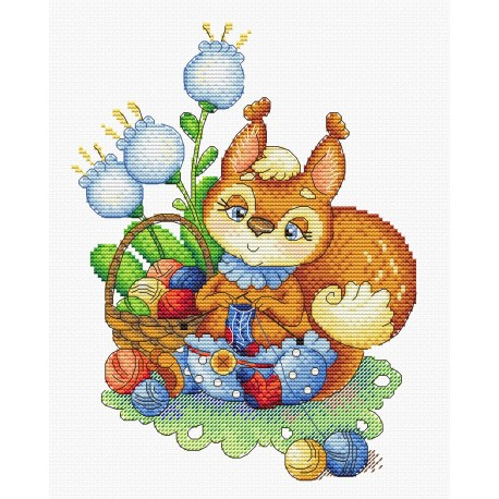click here to view larger image of Artisan (counted cross stitch kit)