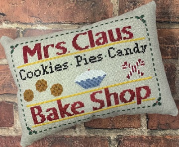 click here to view larger image of Mrs Claus Bake Shop (accessory)