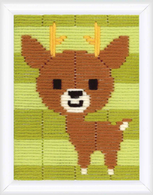 click here to view larger image of Little Deer (Long Stitch)